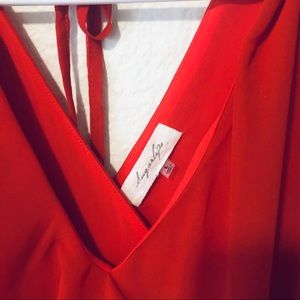 Sugarlips Dresses - Red Sugarlips Dress / L